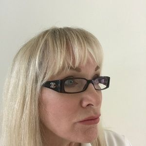 CHANEL Accessories - CHANEL brown eye glasses Great condition